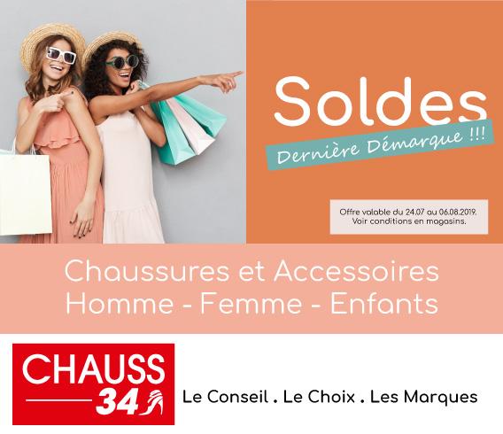 SOLDES – Dernières démarques !!